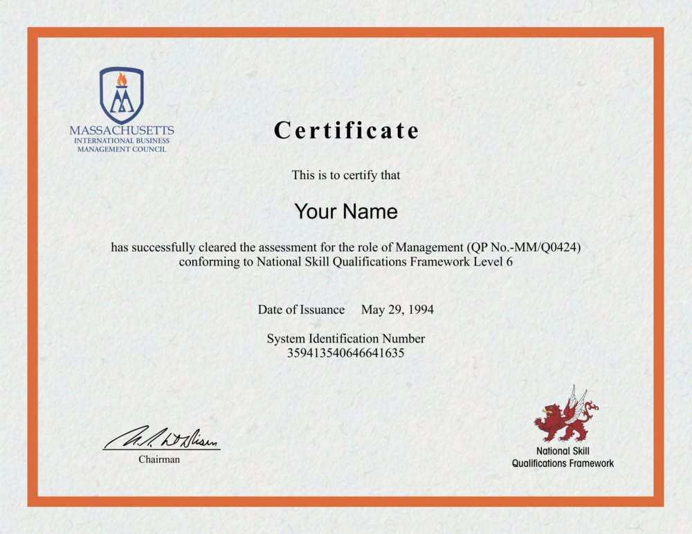 Fake Certificate In Management Studies Diploma Outlet