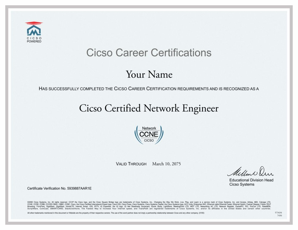 Fake Networking Engineering Certificate Diploma Outlet